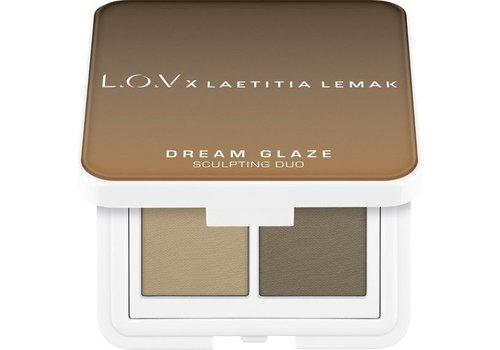 L.O.V Cosmetics x Laetitia Lemak Dream Glaze Sculpting Duo