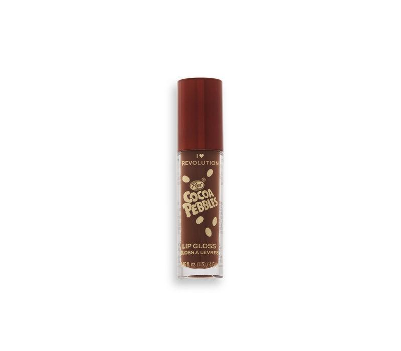 I Heart Revolution x Cocoa Pebbles Lip Gloss Barney