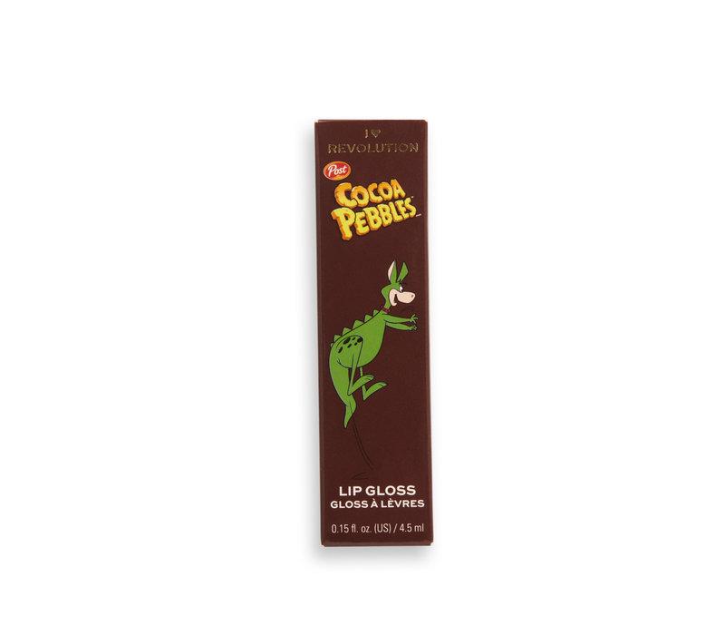 I Heart Revolution x Cocoa Pebbles Lip Gloss Hoppy