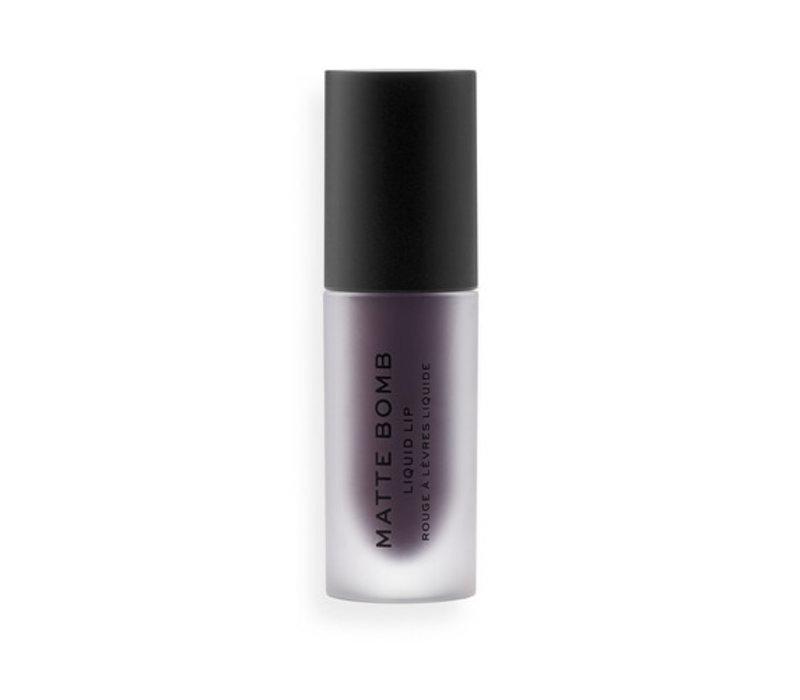 Makeup Revolution Matte Bomb Deep Wine