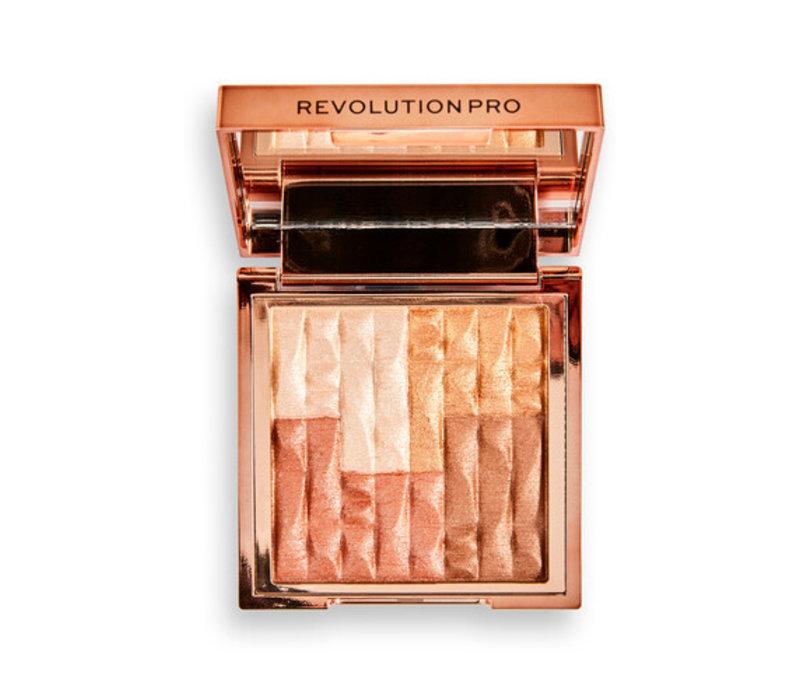 Revolution Pro Goddess Glow Shimmer Brick Bronzer Sublime