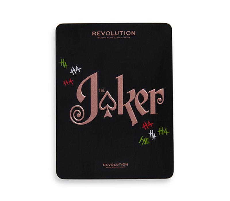 Makeup Revolution x Joker Put On A Happy Face Brush Set