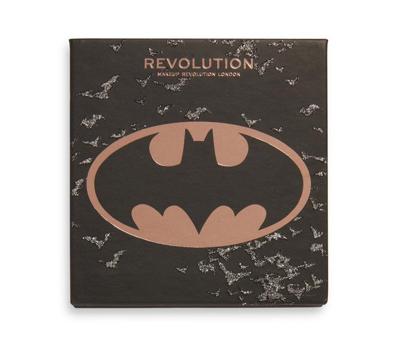Makeup Revolution x Batman I Am The Batman Shadow Palette