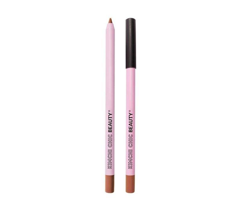 KimChi Chic Beauty Y.U.M. Pencil Lip Liner Honey