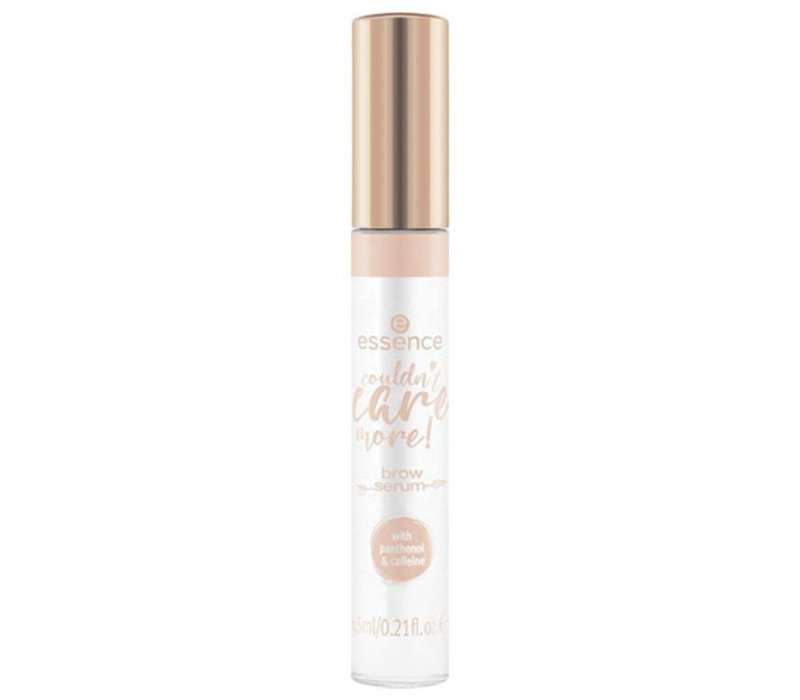 Essence Couldn't Care More! Brow Serum 01