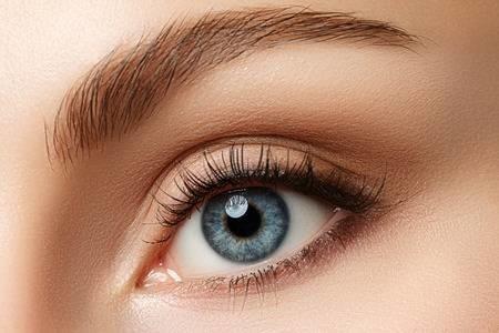Welke kleuren passen het beste bij blauwe ogen?