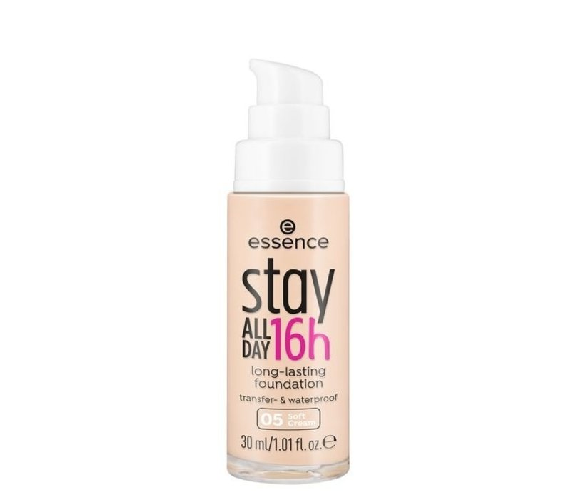 Essence Stay All Day 16hr Long Lasting Foundation