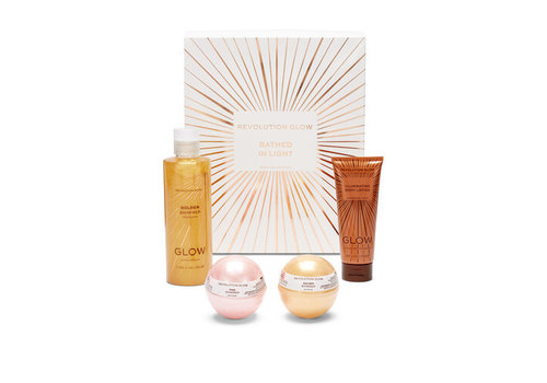 Makeup Revolution Bathed In Light Collection