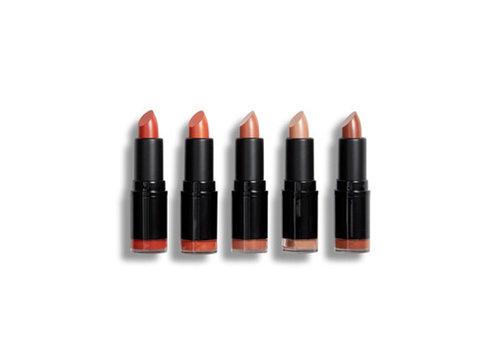 Revolution Pro Lipstick Collection Burnt Nudes
