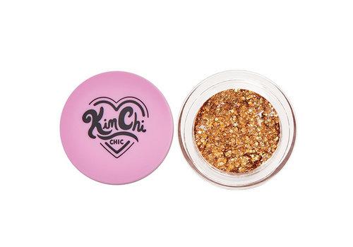 KimChi Chic Beauty Glitter Sharts Body Glitter 04 Superstar Gold
