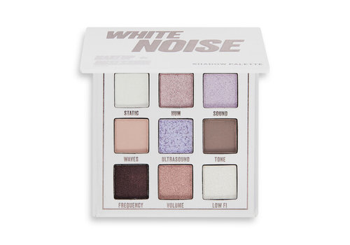 Makeup Obsession White Noise Shadow Palette