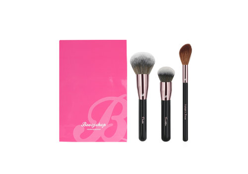 Boozyshop In Your Face Brush Set!