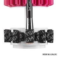 Sigma Dry 'n Shape Tower® Full Set Two Towers Holds Up to Holds Up To 92 Brushes