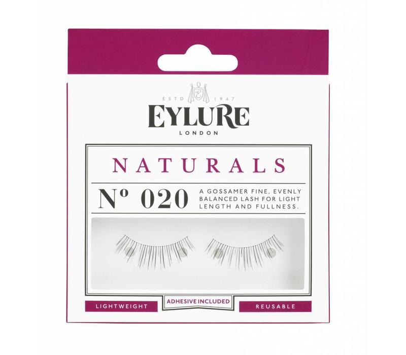 Eylure Valse Wimpers Naturals 020