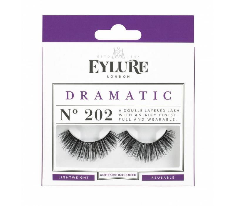 Eylure Fake Lashes Dramatic 202