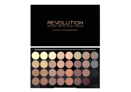 Makeup Revolution 32 Palette Flawless Matte