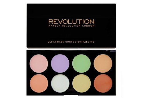 Makeup Revolution Ultra Base Corrector Palette