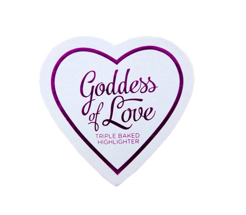 I Heart Makeup Blushing Hearts Highlighter Goddess of Faith