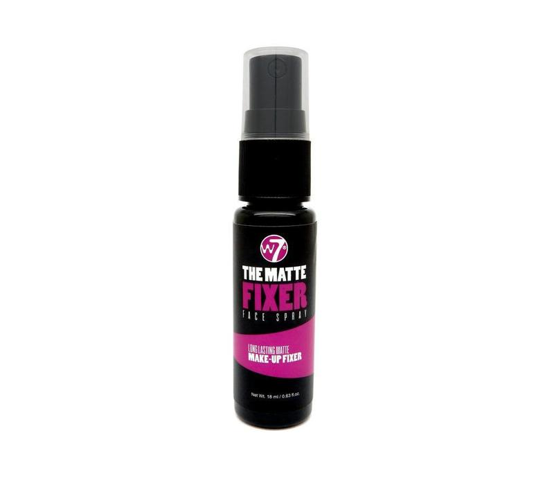 W7 The Matte Fixer Face Spray