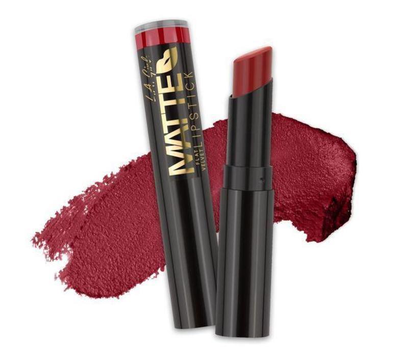 LA Girl Matte Flat Velvet Lipstick Bite Me