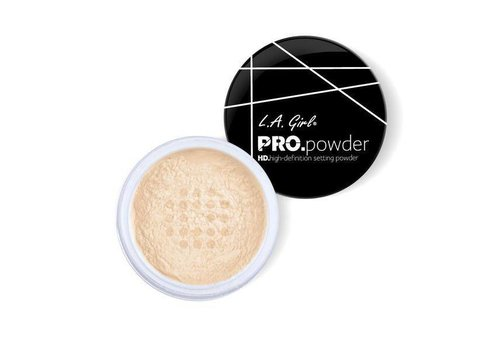 LA Girl Pro Setting Powder Banana