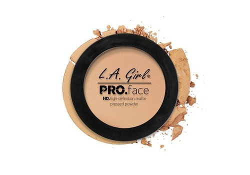 LA Girl Pressed Powder Nude Beige
