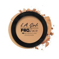 LA Girl HD Pro Face Pressed Powder Medium Beige