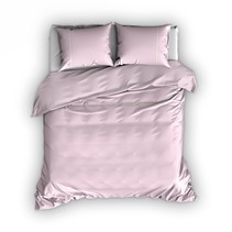 Dekbedovertrek Percale Divina Rose Wit