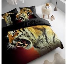 Dekbedovertrek Katoen El Tigre