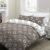 Lakenset Flanel Lieve Taupe