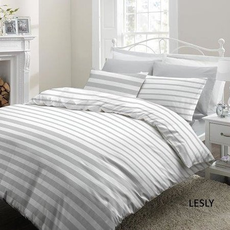 Cottons Lakenset Flanel Lesly