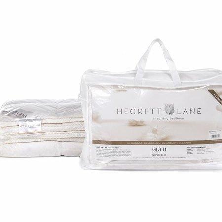 Heckett & Lane Dekbed Dons All-Year Gold - 90% Witte Ganzendons