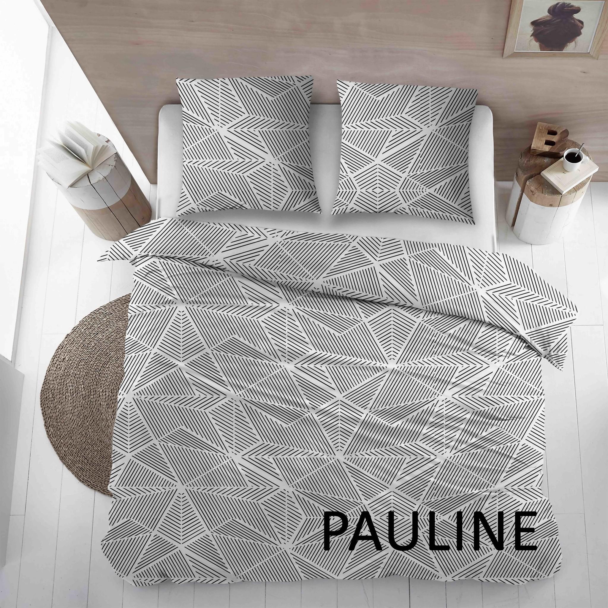Cottons Dekbedovertrek Katoen Pauline