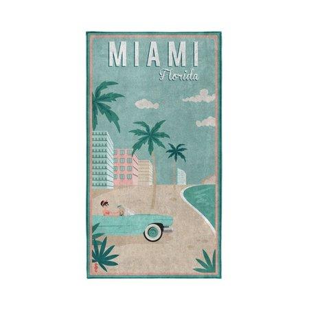 Seahorse Strandlaken Miami