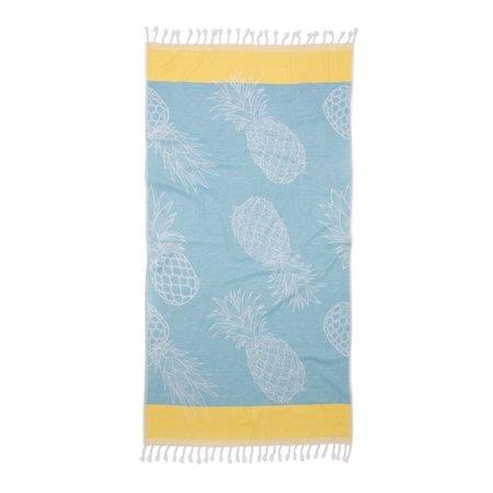 Seahorse Hamamdoek Pineapple