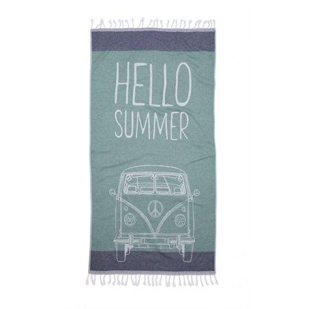 Seahorse Hamamdoek Hello Summer