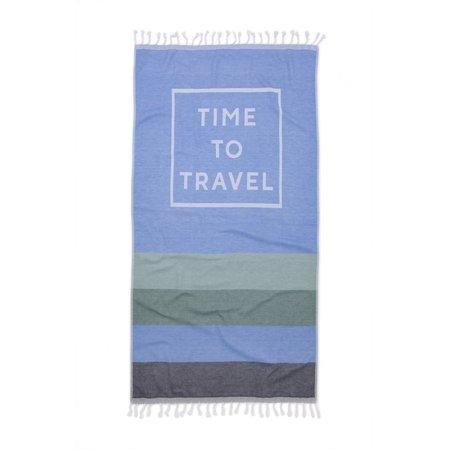 Seahorse Hamamdoek Time To Travel
