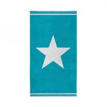 Strandlaken Star Aqua