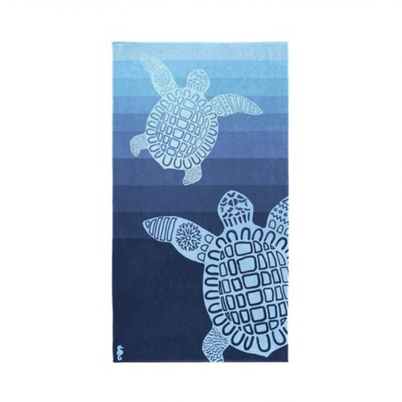 Seahorse Strandlaken Turtle