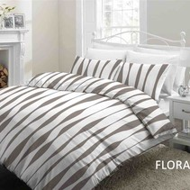 Dekbedovertrek Flanel Flora
