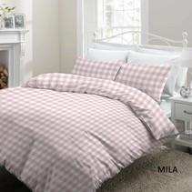 Lakenset Katoen Mila Pink