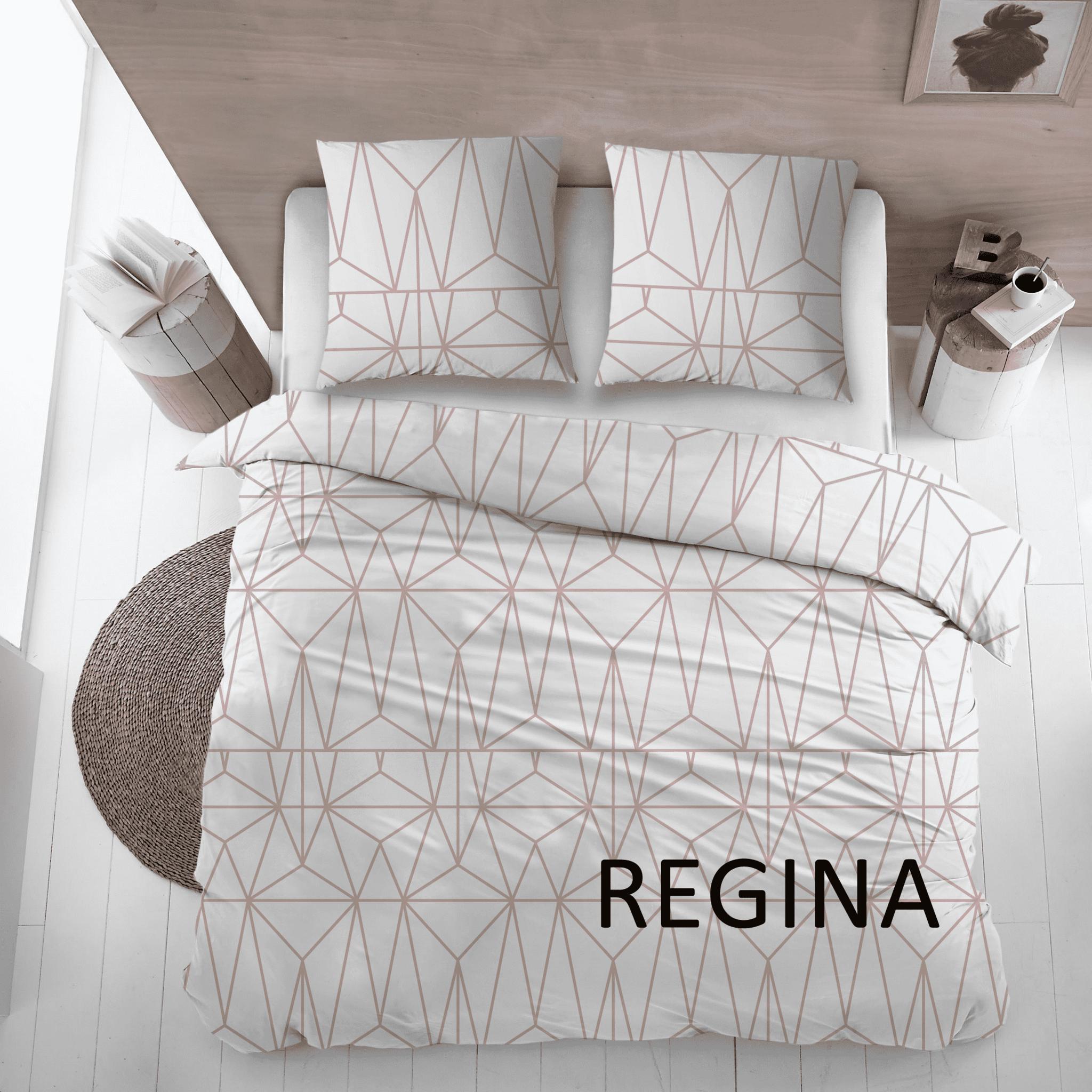 Cottons Dekbedovertrek Katoen Regina