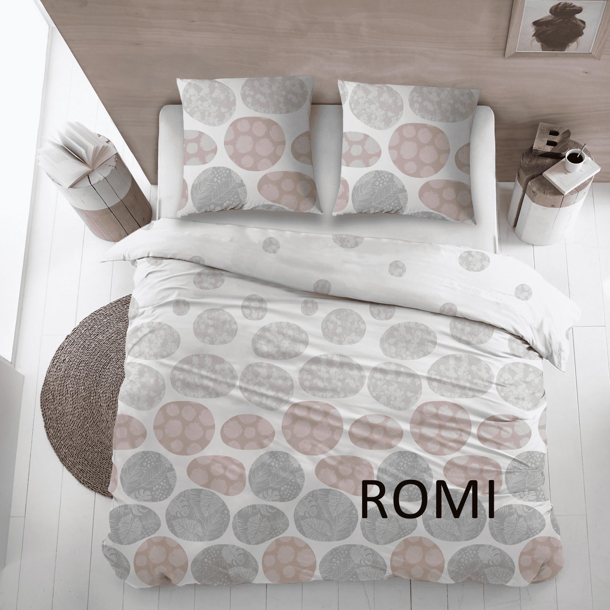 Cottons Dekbedovertrek Katoen Romi