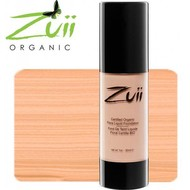 Zuii Organic Flora Liquid Foundation Natural Bisque