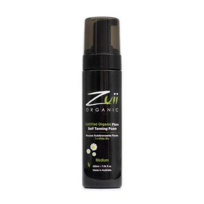 Zuii Organic Self Tanning Foam Medium
