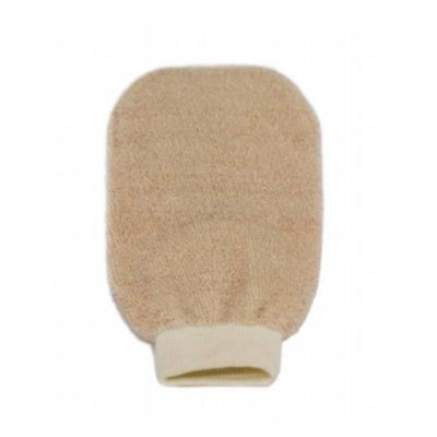 Zuii Organic Organic cotton polishing mitt