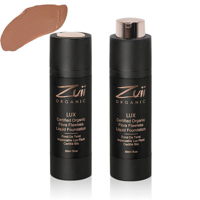 Zuii Organic LUX Flawless Liquid Foundation Pearl