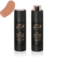 Zuii Organic LUX Flawless Liquid Foundation Coconut