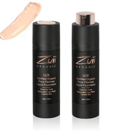Zuii Organic LUX Flawless Liquid Foundation Ivory