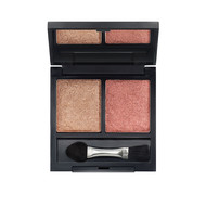 Zuii Organic Metallic Duo Eyeshadow Palette Diamond